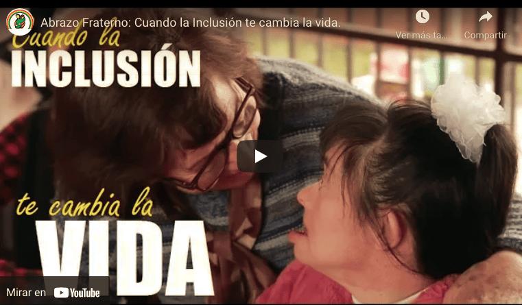 Cuando la inclusion te cambia la vida